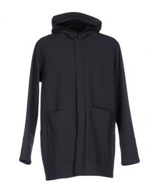 Легкое пальто CAMO. Цвет: стальной серый