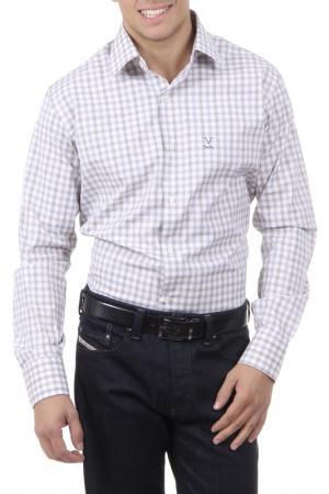 Рубашка Versace 19.69. Цвет: мультицвет