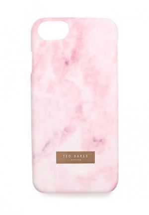 Чехол для iPhone Ted Baker London. Цвет: розовый