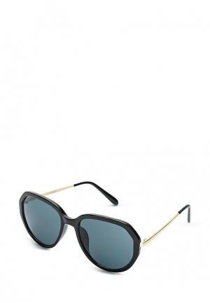 Очки солнцезащитные Mascotte. Цвет: черный