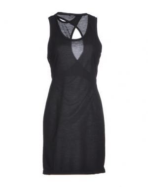 Короткое платье 2ND DAY. Цвет: черный