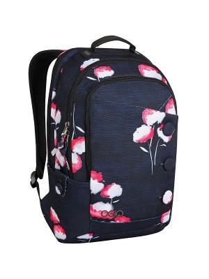 Рюкзак SOHO PACK Ogio. Цвет: темно-синий, розовый, белый