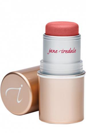 Румяна, оттенок Розовый персик jane iredale. Цвет: бесцветный