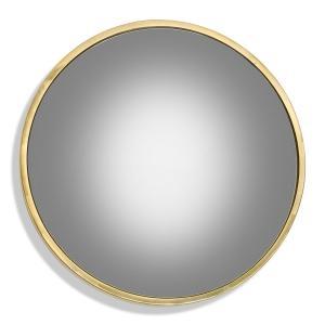 Зеркало волшебное Mombo, большая модель Ø58 см AM.PM.. Цвет: латунь