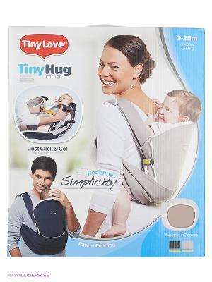 Рюкзак-переноска Надежные объятия БЕЖЕВЫЙ (475) Tiny Love. Цвет: бежевый