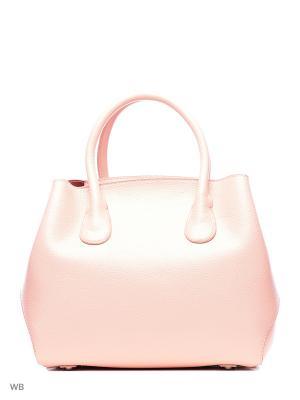Сумка Pur. Цвет: бледно-розовый