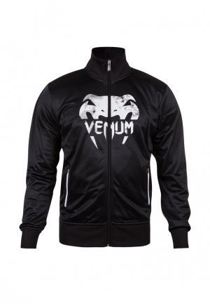 Олимпийка Venum. Цвет: черный