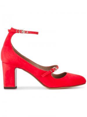 Туфли Tutu Tabitha Simmons. Цвет: красный