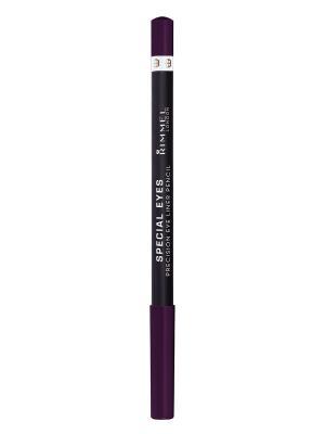Rimmel Контурный Карандаш Для Глаз  Special Eye Liner Pencil Re-pack 111 тон. Цвет: темно-коричневый