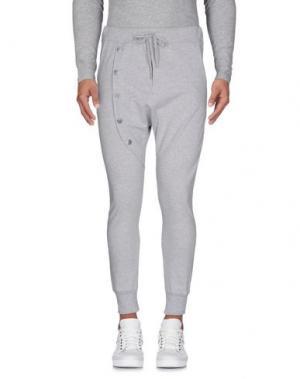 Повседневные брюки X-CAPE. Цвет: серый