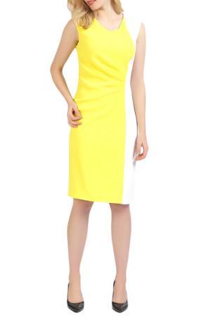 Платье Apanage. Цвет: желтый