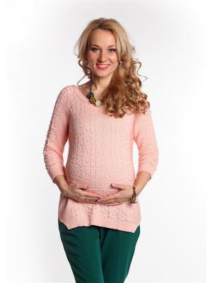 Джемпер Кейт Мамуля красотуля. Цвет: персиковый