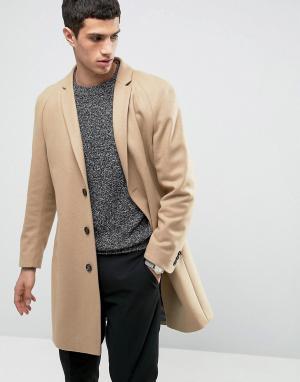 Noak Свободное пальто. Цвет: бежевый
