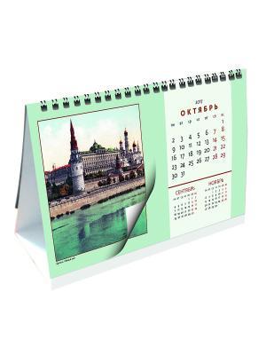 Календарь: Москва КОНТЭНТ. Цвет: белый