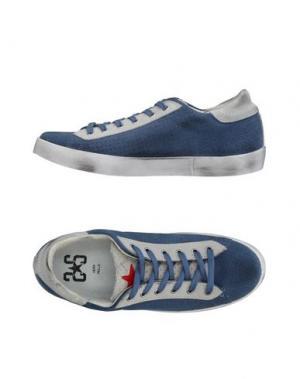 Низкие кеды и кроссовки 2STAR. Цвет: пастельно-синий