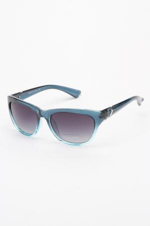 Очки солнцезащитные Arizona. Цвет: голубой