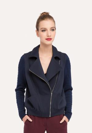 Куртка Stimage. Цвет: синий