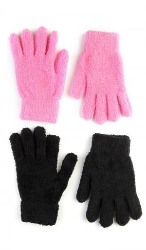 Перчатки, Перчатки ТВОЕ. Цвет: розовый
