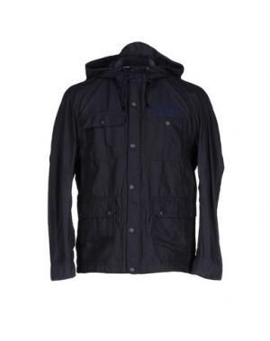 Куртка WHITE MOUNTAINEERING. Цвет: темно-синий
