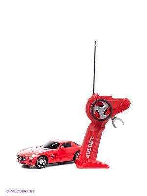 Машина р/у Mercedes-Benz-SLS AULDEY. Цвет: красный