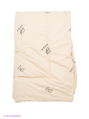 Одеяло ОТК. Цвет: бежевый