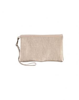 Бумажник CORSIA. Цвет: платиновый