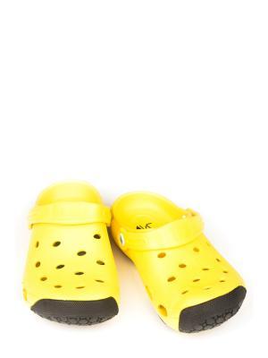 Сабо VS. Цвет: желтый