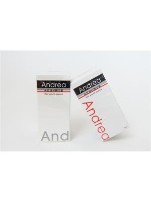 Сыворотка для роста волос Andrea Hair Essence, 20 мл. Цвет: светло-желтый