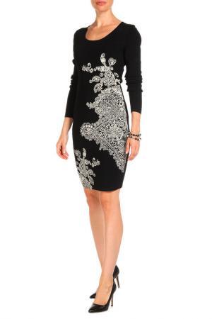 Платье E|SENZ. Цвет: черный