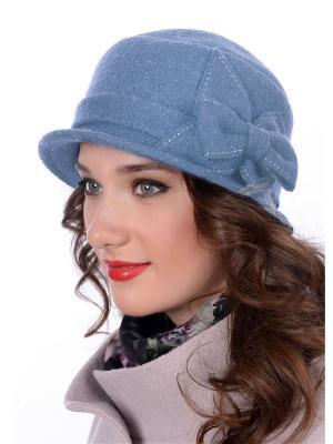 Шляпа Сиринга. Цвет: голубой