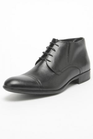 Ботинки FRECCIA. Цвет: черный