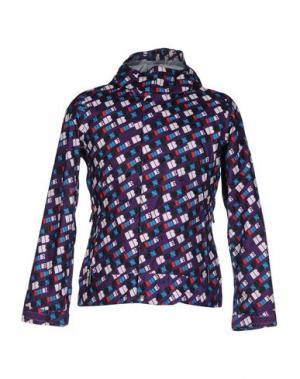 Куртка BONFIRE. Цвет: фиолетовый
