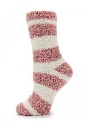Носки Dorothy Perkins. Цвет: розовый