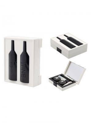 Набор для контактных линз WINE К1606-С11 Germes. Цвет: черный, белый