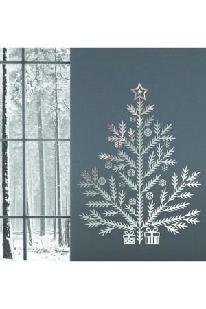 Новогодний набор Decoplastic. Цвет: мультицвет
