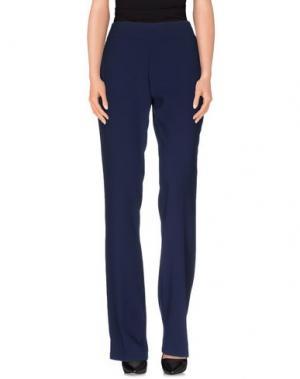 Повседневные брюки BETTY BLUE. Цвет: синий