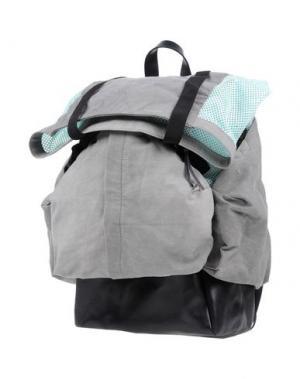 Рюкзаки и сумки на пояс CHRISTOPHER RAEBURN. Цвет: серый