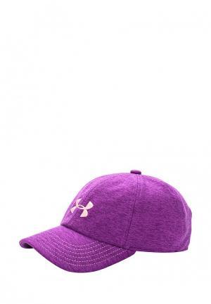 Бейсболка Under Armour. Цвет: фиолетовый