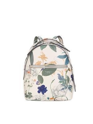 Рюкзак Fiorelli.. Цвет: серо-зеленый, молочный, светло-коричневый