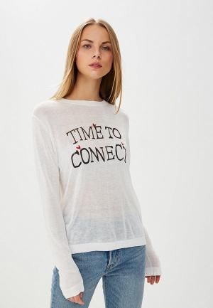 Джемпер H:Connect. Цвет: белый