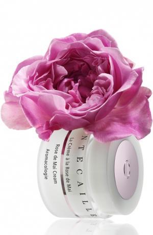 Крем для лица Crème à la Rose de Mai Chantecaille. Цвет: бесцветный