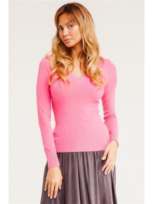 Пуловер Vittoria Vicci. Цвет: розовый