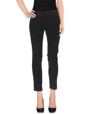 Повседневные брюки HEAVY PROJECT. Цвет: свинцово-серый