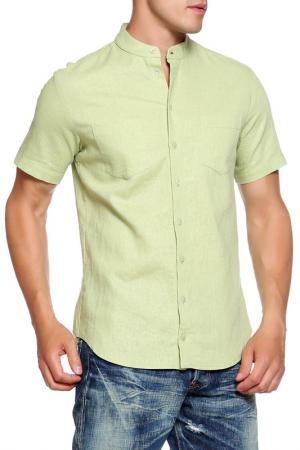 Рубашка Disetta. Цвет: зеленый