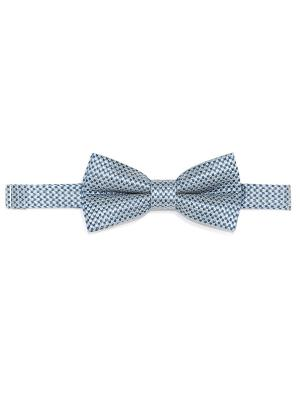 Бабочка Troy collezione. Цвет: голубой