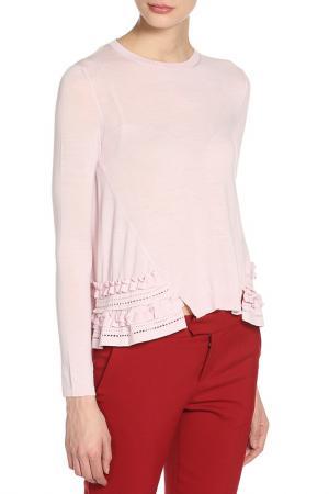 Блуза RED Valentino. Цвет: 577