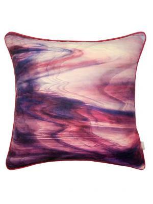 Чехол для декоративной подушки Granda Altali. Цвет: фиолетовый