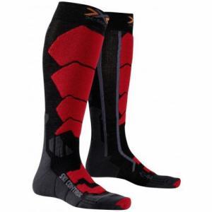 Термо-Носки X-Socks. Цвет: black/red
