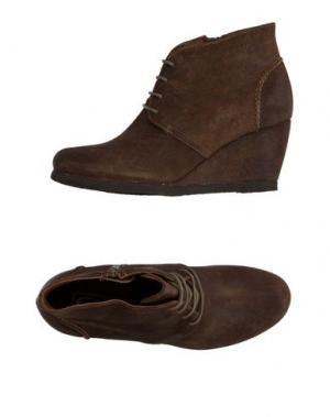 Обувь на шнурках EYE. Цвет: хаки