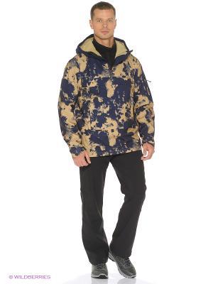 Куртка O'Neill. Цвет: синий, хаки